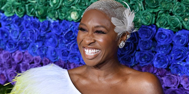 "English actress Cynthia Erivo will perform ""Stand Up"" from ""Harriet."""
