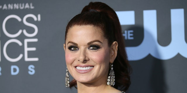 Debra Messing tweeted that she believes Trump is a rapist and pedophile.