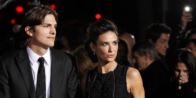 Ashton Kutcher says he will never stop loving Demi Moore's kids