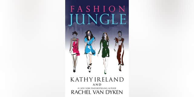 Kathy Ireland's novel Fashion Jungle is set for release January 2020.
