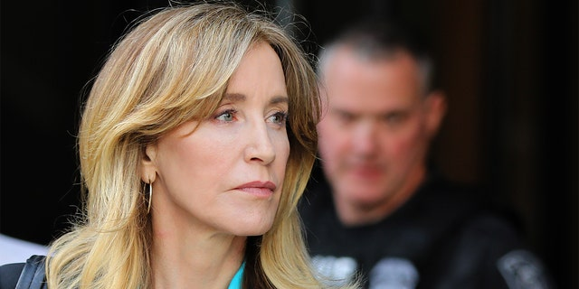 Actress Felicity Huffman was sentenced to 14 days in prison for her role in the college admissions scandal.
