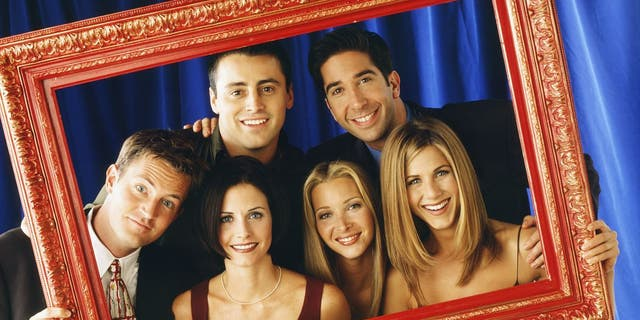 'Friends' aired for 10 seasons from 1994 - 2004.