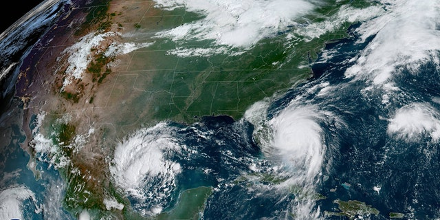 Westlake Legal Group GOESSAT1 Storm threatens Mexico; triple threat seen as hurricane season nears peak Travis Fedschun fox-news/world/world-regions/location-mexico fox-news/world/disasters fox-news/weather fox-news/us/disasters/hurricanes-typhoons fox-news/science/planet-earth/natural-disasters/hurricane-dorian fox news fnc/world fnc c7499683-119a-5a3c-901b-76df103a70b7 article