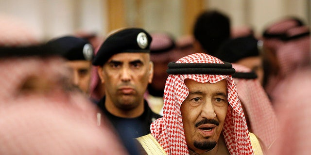 Saudi king's bodyguard shot dead in personal dispute, state TV reports