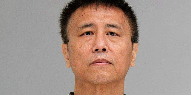 George Guo, 58, was convicted Monday following a jury trial. Prosecutors did not seek the death penalty and Guo was immediately sentenced to life in prison without the possibility of parole.(Dallas County Jail via AP, File)