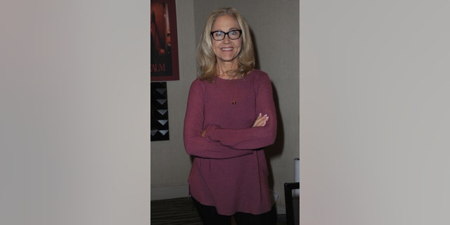 Actress Erin Gray in L.A. last year.