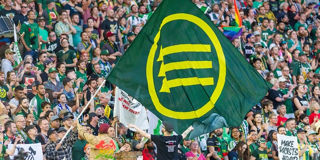 Westlake Legal Group GettyImages-1163753329 Major League Soccer lifts ban on anti-fascist Iron Front flag at games after protests fox-news/sports/soccer fox-news/sports fox news fnc/sports fnc Brie Stimson article 5e74b5c2-6ec8-50c0-892f-010bb2257580