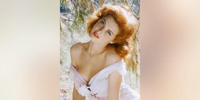 Tina Louise circa 1960.
