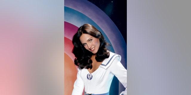 Erin Gray as Wilma Deering.
