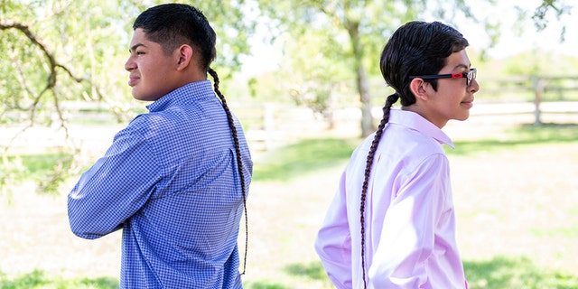 Catholic brothers, Cesar and Diego Gonzales, won a federal case against their Texas school for religious discrimination.