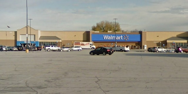 A shooting injured one person at a Walmart in Hobart, Indiana.