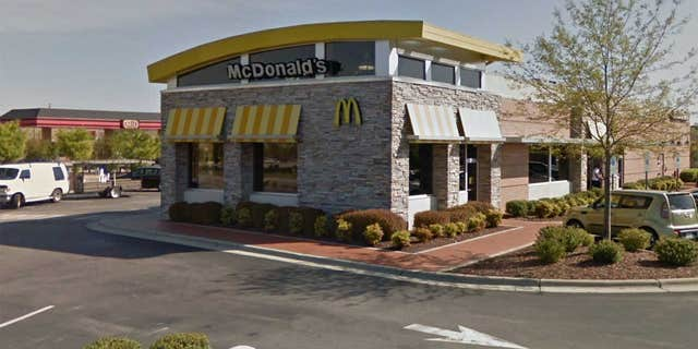 The kids were eventually located after someone called the school to report spotting unattended students at the McDonald's.