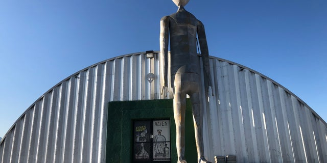 Storm Area 51 Base Camp will be held at the Alien Research Center the weekend of September 20th.