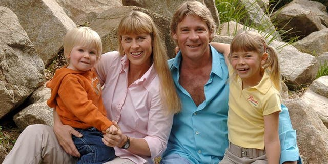 Terri Irwin discussed how her late husband's legacy is being carried on by their two children.