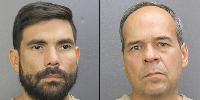 Westlake Legal Group Jean-Carlos-Sanchez-Rojas-and-Victor-Fossi-Grieco 2 Venezuelan men allegedly nabbed with $5M in gold bars at Florida airport: report fox-news/us/us-regions/southeast/florida fox-news/us/immigration fox news fnc/us fnc Brie Stimson article 24a39bd4-4e96-5268-8626-d6eaeb35c49d