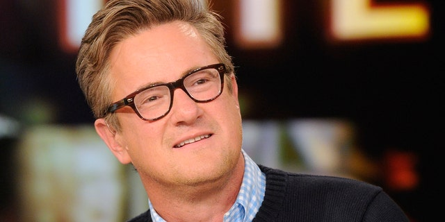 """MSNBC's """"Morning Joe"""" namesake Joe Scarborough on Tuesday scolded Trump supporters who attend crowded rallies amid the coronavirus pandemic. (Photo by Jeff Neira/Walt Disney Television via Getty Images)"""