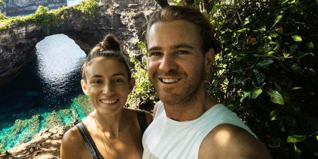 Travel blogging couple Jolie King and Mark Firkin were detained in Iran for presumably flying a drone and taking pictures and video near a military facility.