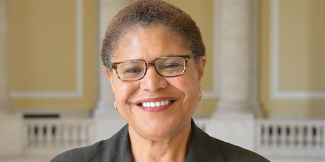 Rep. Karen Bass, D-Calif. (Congressmember Karen Bass)