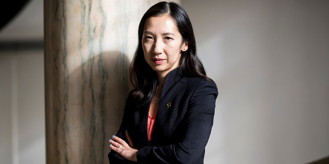 Dr. Leana Wen, the former president of the Planned Parenthood Federation of America and the Planned Parenthood Action Fund, is in fraught negotiations with the organization over her severance pay. (Photo By Bill Clark/CQ Roll Call)