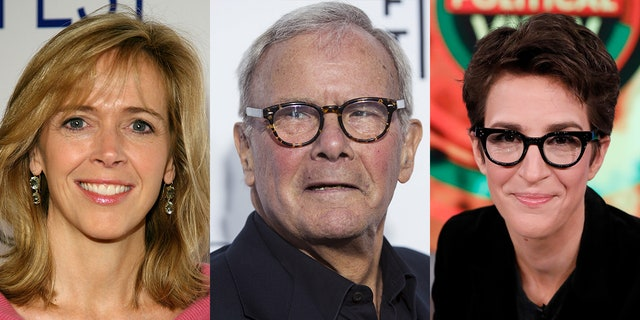 Linda Vester said she's disappointed that Rachel Maddow rushed to defend her NBC colleague Tom Brokaw when he was accused of sexual misconduct.