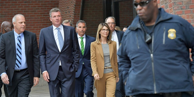Lori Loughlin and Mossimo Giannulli previously requested that their charges in the college admissions scandal case be dismissed.