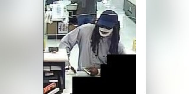 Westlake Legal Group MM2 FBI looking for 'Mummy Marauder' in Friday the 13th bank robbery Louis Casiano fox-news/us/us-regions/southwest/texas fox-news/us/us-regions/southwest fox-news/us/crime/robbery-theft fox-news/us/crime fox news fnc/us fnc e025d51a-e101-58cc-8959-8552c6da4556 article