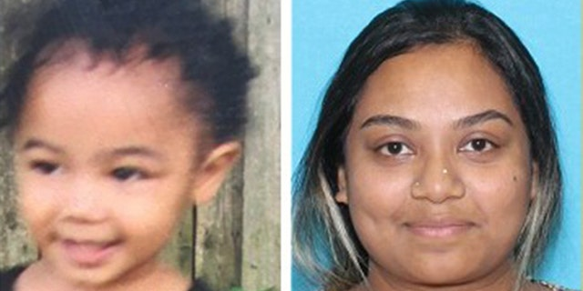 Amber Alert issued for abducted Pennsylvania girl, 2, state