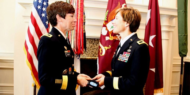 Westlake Legal Group Maria-Barrett-Paula-Lodi-1 Two sisters make Army history after both attain general's rank fox-news/us/personal-freedoms/proud-american fox-news/us/military/veterans fox-news/us/military/military-families fox-news/us/military/honors fox-news/us/military/heroism fox-news/us/military/army fox-news/good-news fox news Fox 13 fnc/us fnc article 39e4eb89-5e0c-5be3-8caa-9be497f2c127