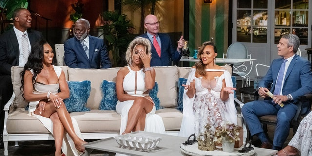 New episodes of 'Real Housewives of the Potomac' are coming to Hulu in April 2020.