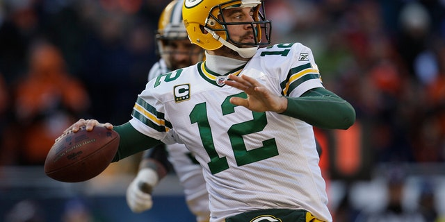 Aaron Rodgers returns to the Packers under more pressure than ever (AP Photo/Nam Y. Huh, File)