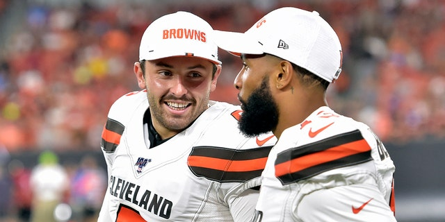 The Cleveland Brows have a lot of hype coming into the 2019 season. (AP Photo/David Richard, File)