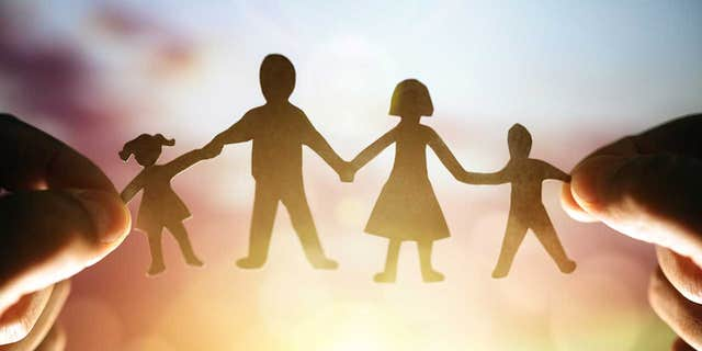 """The National Parents Organization aims to """"promote children's well-being by making equal shared parenting the norm when parents are living apart."""""""