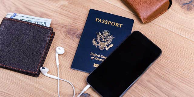Take photos of your important documents in case they're misplaced — just don't lose your phone, too.