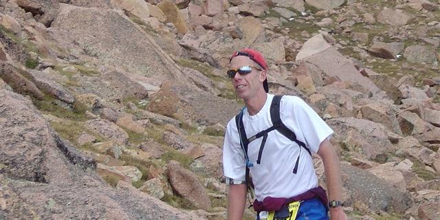 Paul Batura at Pikes Peak, 2004
