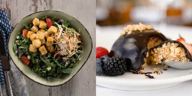 Westlake Legal Group PlantBasedDisney12 Disney World, Disneyland going plant-based: Park shares preview of the 'hundreds' of dishes added to menus Michael Bartiromo fox-news/travel/vacation-destinations/walt-disney-world-orlando fox-news/travel/general/disney fox-news/food-drink/food/food-trends fox-news/food-drink fox news fnc/food-drink fnc article 2d456613-2f47-5fff-9494-1f0361a39b61