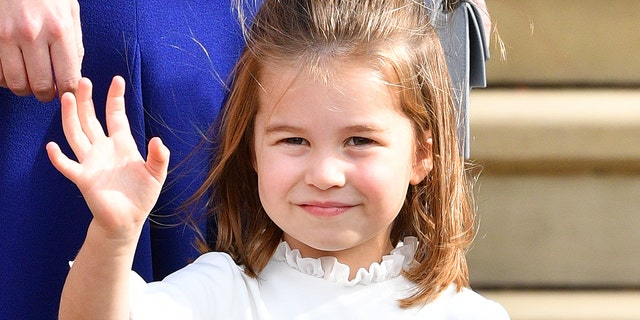 Princess Charlotte, 4, loves unicorns, according to her father, Prince William.