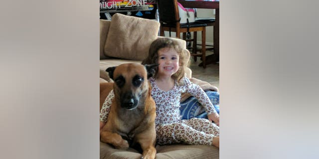 """Ciancimino says his two children,Jon, 9, and Alysse, 5, were """"devastated"""" by the loss of Rock."""