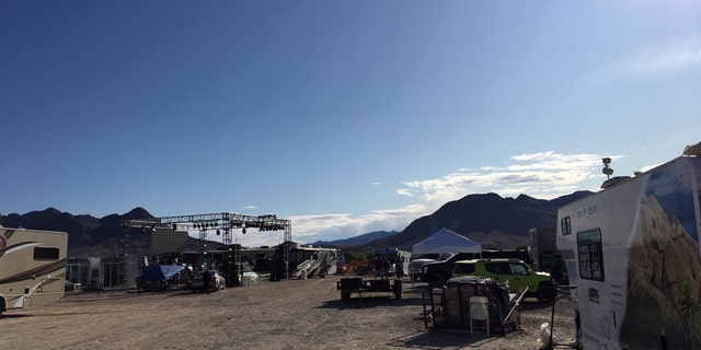 "The ""Area 51 Basecamp"" second day was canceled due to low turnout on Friday."