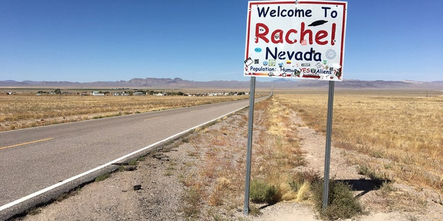 Westlake Legal Group RachelNevada1 'Storm Area 51' has Nevada desert towns on edge as they brace themselves for flood of visitors Travis Fedschun fox-news/us/us-regions/west/nevada fox-news/topic/aliens fox-news/science/area-51 fox news fnc/science fnc article 3421ec55-bc1a-5d08-928e-8ca4363876d5