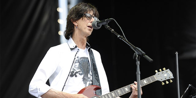 Ric Ocasek, lead singer of The Cars, found dead in NY