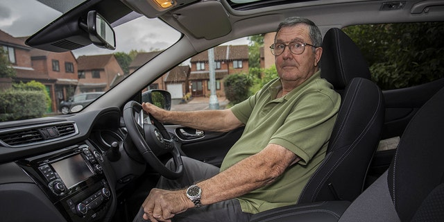 Richard Keedwell, 71, says he spent more than $36,000 fighting a speeding ticket after he was charged for driving 5 mph over the limit in England in November 2016.