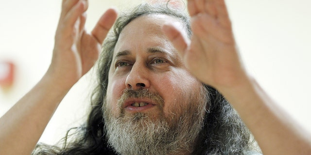 Westlake Legal Group Richard-Stallman-Getty MIT professor defended Jeffrey Epstein associate in leaked emails, claimed victims were 'entirely willing' Lucia Suarez Sang fox-news/us/us-regions/northeast/massachusetts fox-news/us/education/controversies fox-news/person/jeffrey-epstein fox news fnc/us fnc article 7f4871c4-ae96-5401-a2e1-c745446de743