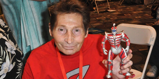 Robert Axelrod during the 2012 Power Morphicon 3 held at the Pasadena Convention Center on Aug. 19, 2012 in Pasadena, Calif.