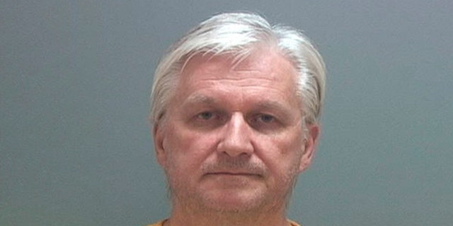 Ron Rockwell Hansen. (Salt Lake County Sheriff's Office via AP)