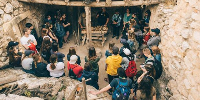 Many students who go on the Passages Israel trip say the Bible comes to life after seeing ancient biblical sites.