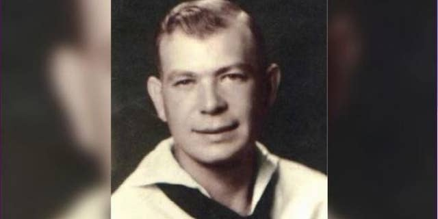 Wilbur Clayton Barrett was 26 years old when he died in the Japanese attack on Pearl Harbor. His remains were buried in El Dorado, Kan.