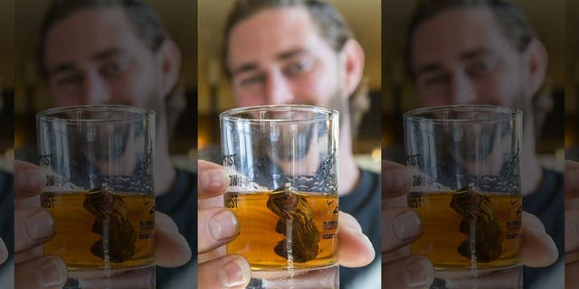 The hotel's bar has actually been serving its Sourtoe Cocktail– basically just a shot of whiskey with a shrunken human toe in it– since 1973.