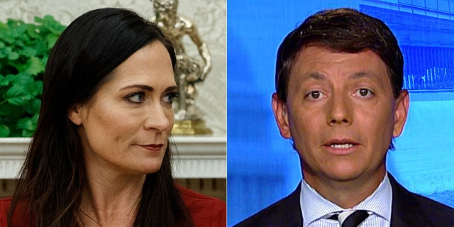 Press secretary Stephanie Grisham and principal deputy press secretary Hogan Gidley co-wrote a scathing op-ed in the Washington Examiner.