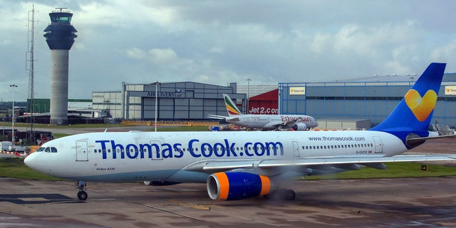 Islanders left 'heartbroken' - and some possibly stranded - after Thomas Cook collapse