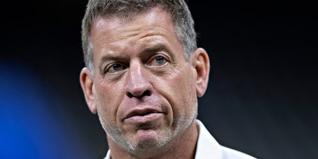 Westlake Legal Group Troy-Aikman Cowboys' Jerry Jones responds to Troy Aikman's criticism, believes he would want heavy hand in decision-making Ryan Gaydos fox-news/sports/nfl/dallas-cowboys fox-news/sports/nfl fox news fnc/sports fnc article a95fd2f9-3d76-5e09-8ad6-24540a4e9fc2